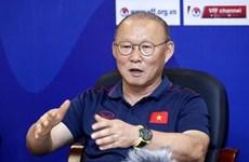 AFF: Park Hang-seo nommé meilleur entraîneur en 2019
