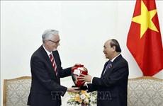 Le Vietnam estime le partenariat stratégique avec l'Allemagne