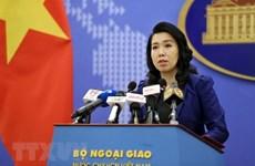 Camion charnier : la porte-parole du ministère des Affaires étrangères exprime sa grande tristesse