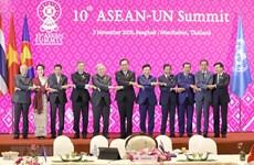 Le 10e Sommet ASEAN-ONU à Bangkok