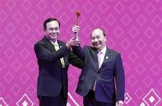 Le PM Nguyen Xuan Phuc annonce le thème de l'Année de l'ASEAN 2020
