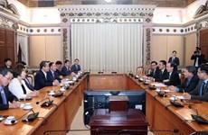 Hô Chi Minh-Ville renforce sa coopération avec la ville sud-coréenne de Gymcheon