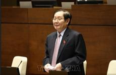 Assemblée nationale: le ministre de l'Intérieur interrogé