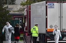Le ministère de la Sécurité publique annonce la liste des mortes dans un camion frigorifique au Royaume-Uni