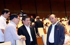 Le Premier ministre répondra aux questions des députés