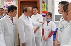 Hanoï: lancement d'un plan d'émulation dans le secteur de la santé