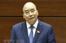 Le PM réponde aux questions lors de la session de questions-réponses de l'AN