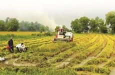 L'édification de la nouvelle ruralité, mission accomplie avant terme