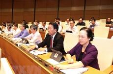 AN : adoption de la Résolution sur le Plan de développement socio-économique en 2020