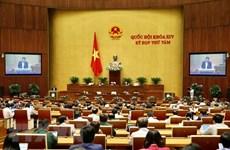 L'AN adopte une résolution sur le projet budgétaire d'État en 2020