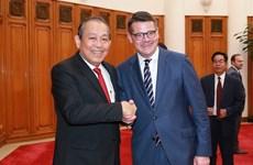 La Hesse joue un rôle crucial dans la promotion des liens Vietnam-Allemagne