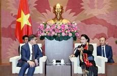 """Le Vietnam considère l'Allemagne comme un """"partenaire important"""""""