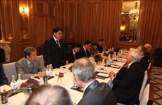Une délégation de Hanoï en visite de travail en Israël et au Royaume-Uni