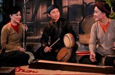 Ninh Binh: Bientôt le festival de Hat Xam des provinces du Nord