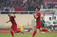 Qualification à la Coupe du monde 2022: le Vietnam en tête du groupe G