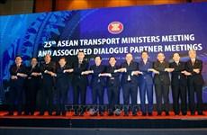 La réunion des ministres des Transports de l'ASEAN à Hanoï