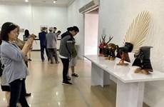 Ouverture d'une exposition sur les arts martiaux japonais à HCM-V