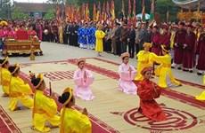 Phu Tho organisera son festival de l'ancien village Viêt