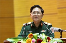 Défense : le ministre Ngo Xuan Lich participe aux conférences ministérielles de l'ASEAN en Thaïlande