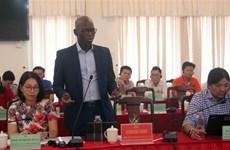 La Banque mondiale est prête à coopérer avec la province de Phu Yen