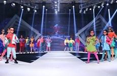 La Semaine de la mode asiatique des enfants  