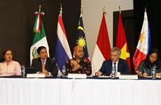 Des pays de l'ASEAN renforcent leurs échanges avec l'État mexicain d'Yucatan