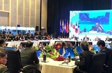 Le Vietnam souligne la confiance dans la coopération pour régler les problèmes de sécurité