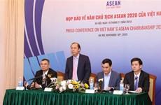 Le Vietnam définit ses priorités durant sa présidence de l'ASEAN