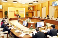 La première réunion du Comité d'organisation de l'AIPA 41