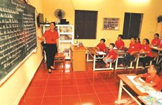 Une enseignante dévouée pour les jeunes défavorisés