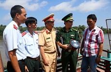 Pêche INN : Kiên Giang s'efforce de répondre aux règles de la CE