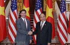 Le PM vietnamien affirme attacher d'importance au partenariat intégral avec les États-Unis