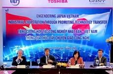 Un forum réfléchit à la coopération industrielle Japon-Vietnam