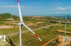 """Le Vietnam, """"héros de l'énergie éolienne"""" en Asie du Sud-Est"""