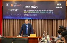 """""""Ressources de convergence"""" au Techfest Vietnam 2019"""