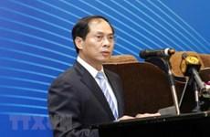 Le Vietnam à la réunion des ministres des Affaires étrangères du G20