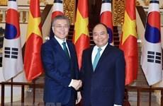 Le Premier ministre Nguyên Xuân Phu en République de Corée pour booster les liens