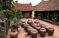 L'ancien village de Duong Lâm fait monter la sauce sauja