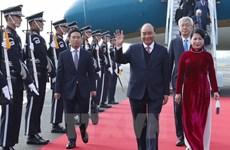 En République de Corée, le PM Nguyên Xuân Phuc plaide pour des liens accrus