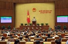 L'Assemblée nationale approuve trois lois et trois résolutions le 26 novembre