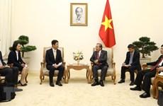 La préfecture d'Ibaraki invitée à promouvoir ses liens avec les localités vietnamiennes