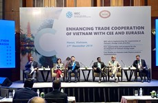 Le Vietnam veut renforcer ses liens avec la CEE et l'Eurasie