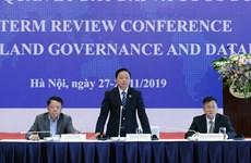 Le MONRE pousse le projet d'amélioration de la gouvernance foncière