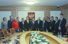 La coopération PCV-KPRF contribue aux relations Vietnam-Russie