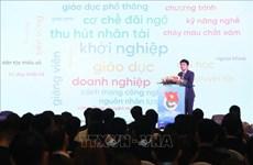Le 2e Forum mondial des jeunes intellectuels à Hanoï