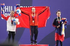 SEA Games 30 : Le Vietnam remporte 10 médailles d'or