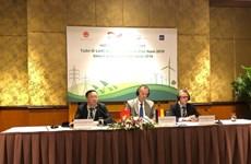 La Semaine des réseaux électriques intelligents 2019 s'ouvre à Hanoi