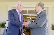Le chef du Comité du Parti de Ho Chi Minh-Ville en Australie