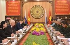 Le Vietnam et la Russie tiennent leur 5e dialogue sur la stratégie de défense