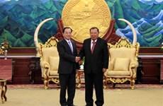 Vietnam – Laos : renforcement de la coopération entre les bureaux présidentiels